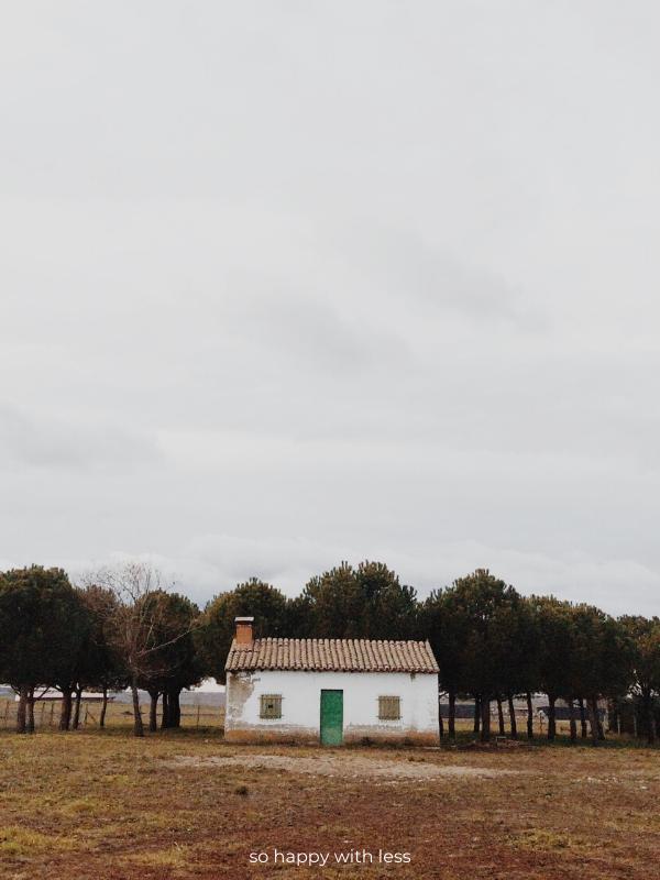 Ser Feliz numa Casa Pequena