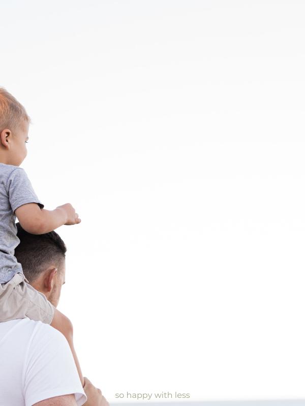 5 Ideias de Presentes Minimalistas para o Dia do Pai