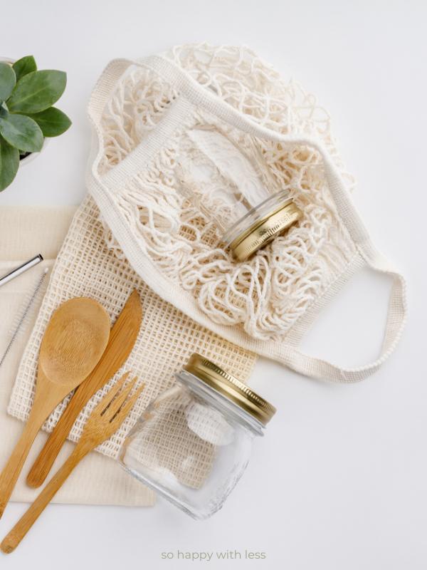 10 Formas Simples de Usar Menos Plástico em Casa
